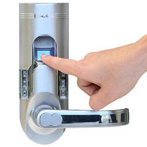 Aspectos generales sobre las cerraduras biométricas
