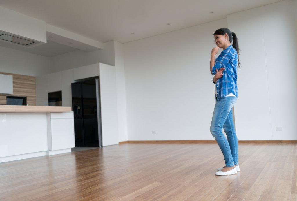 Todo lo debes hacer después de mudarte a un nuevo piso
